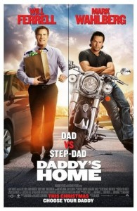 "Poster for the movie ""Daddy's Home"""