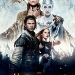 "Poster for the movie ""The Huntsman Winter's War"""